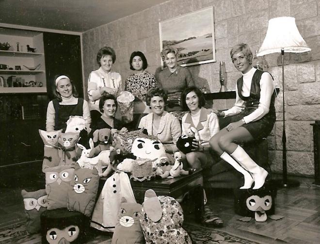 Easter Fair 1970