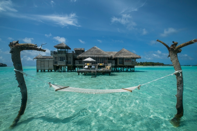 Scott Dunn - Gili Lankanfushi -Crusoe Residence
