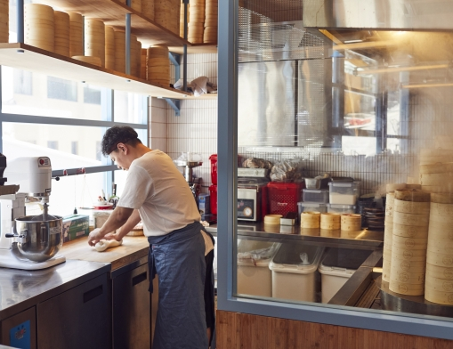 Chifa - Chifa opens its doors to Hong Kong's Peel Street (2)