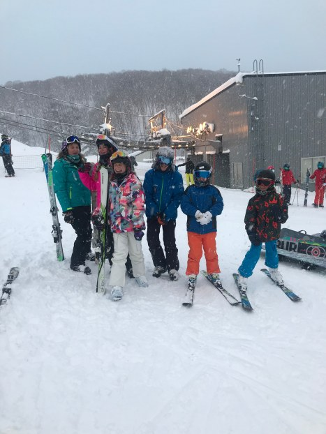 fun with go snow ski school