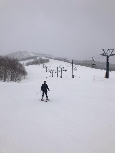 moiwa ski resort